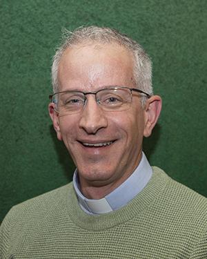 Rev. Mark Cheetham, Minister